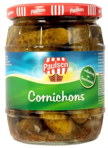 Cornichons 580 ml