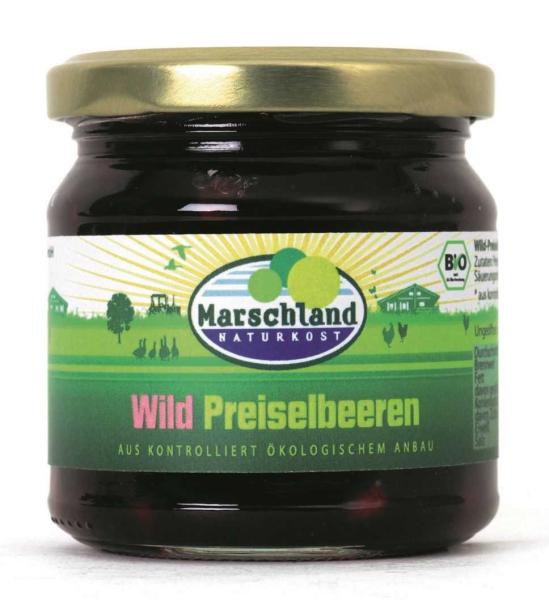 Bio-Wildpreiselbereen 212 ml