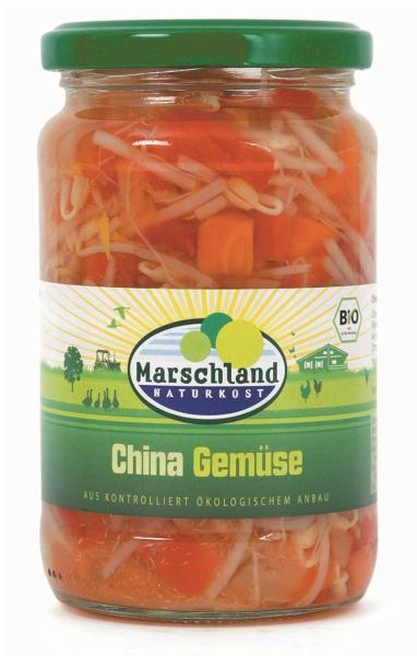 Bio-China Gemüse 370 ml