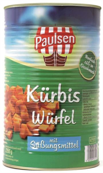Kürbis mit Süßstoff 4.250 ml