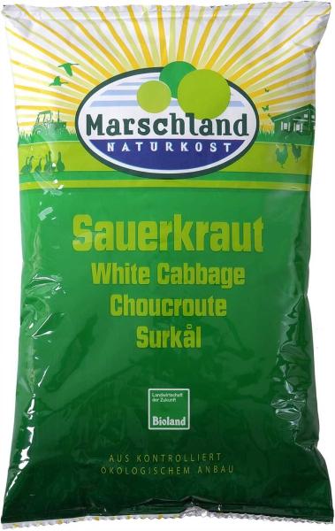 Bioland Bio-Sauerkraut 500g