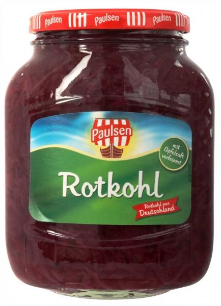 Rotkohl 720 ml