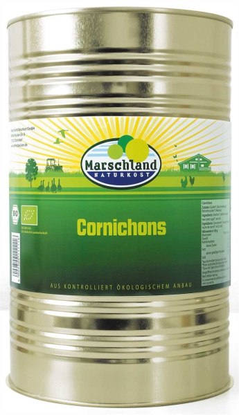 Bioland Bio-Cornichons 4.250 ml