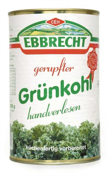 Grünkohl, gerupft 4.250 ml