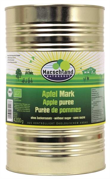 Bio-Apfelmark 4.250 ml