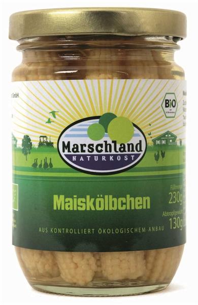 Bio-Maiskölbchen 240 ml