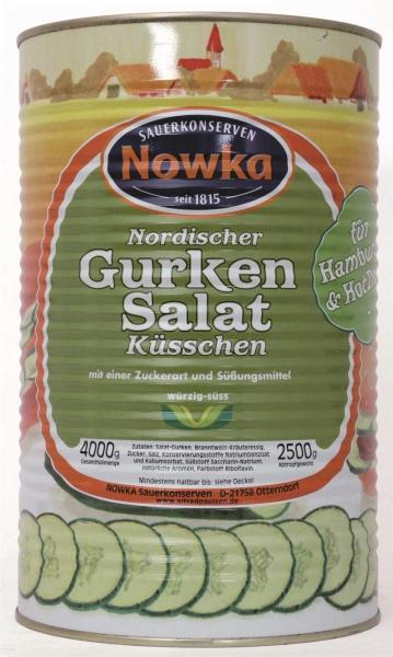 Nordischer Gurkensalat 4.250 ml