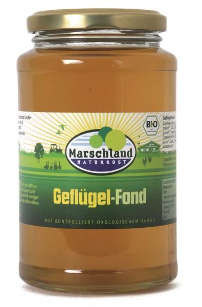 Bio-Geflügelfond 390 ml