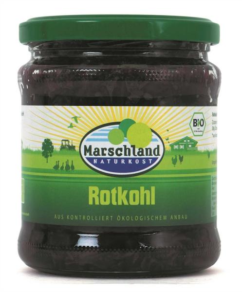 Bioland Bio-Rotkohl 370 ml