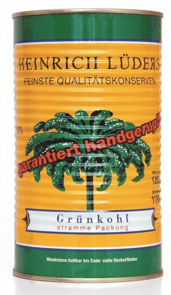 Grünkohl handgerupft 1.275 ml