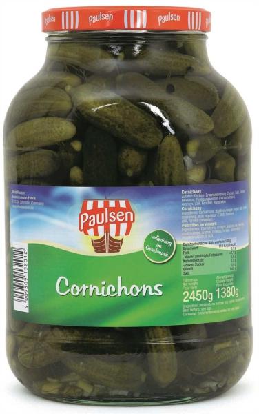 Cornichons 2.650 ml