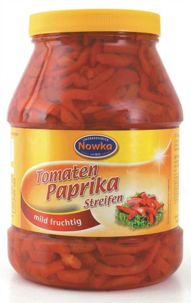 Tomatenpaprika, Streifen 2.400 ml