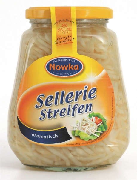 Sellerie Streifen 580 ml